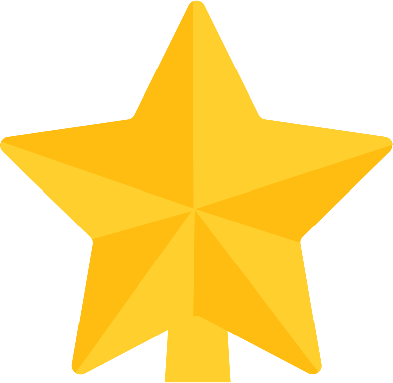 style star on a fir tree Vector images in PNG and SVG | Icons8 Illustrations
