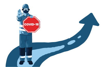 style Stop COVID-19 images in PNG and SVG | Icons8 Illustrations
