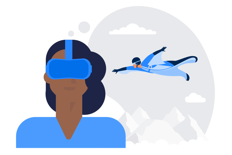 style VR Vector images in PNG and SVG | Icons8 Illustrations