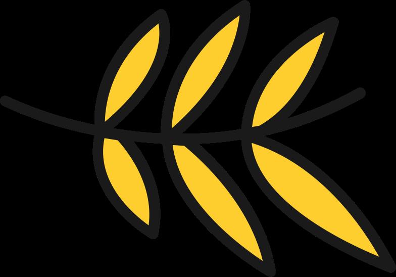 leaf のPNG、SVGクリップアートイラスト