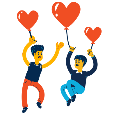 style Love is in the air images in PNG and SVG   Icons8 Illustrations
