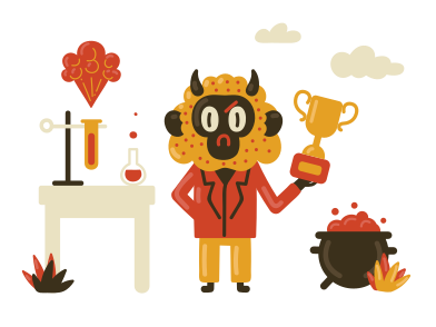 style Scientist images in PNG and SVG | Icons8 Illustrations
