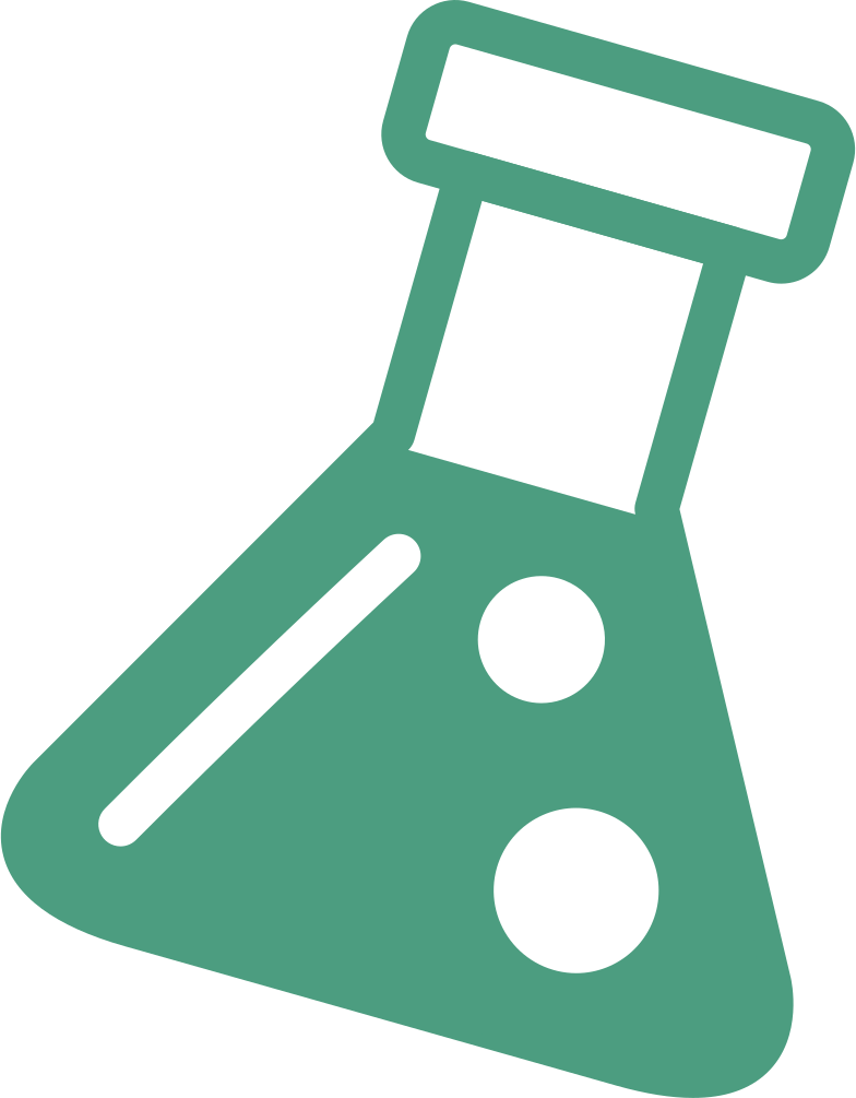 chemical flask Clipart illustration in PNG, SVG