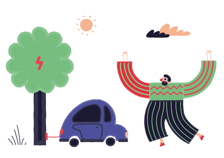 style Eco-transport Vector images in PNG and SVG | Icons8 Illustrations