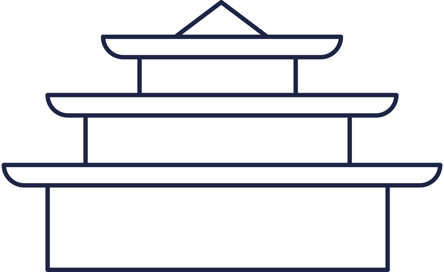 pagoda Clipart illustration in PNG, SVG