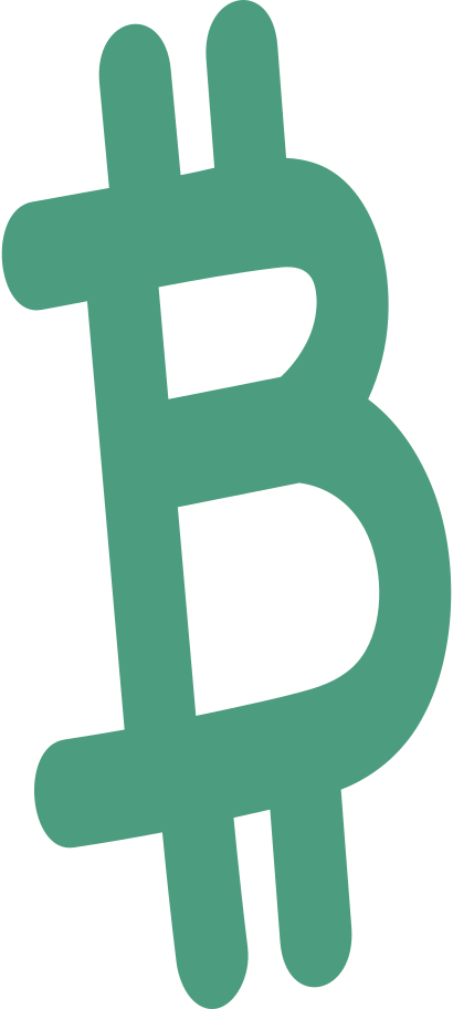 bitcoin sign Clipart illustration in PNG, SVG