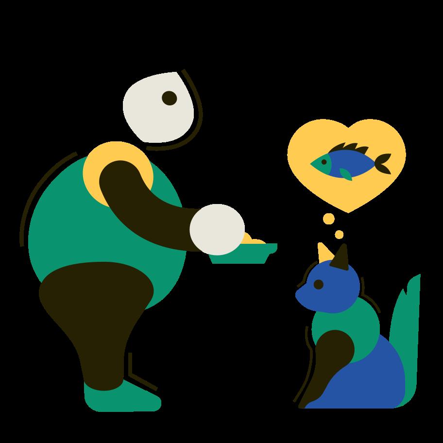 Favorite pet Clipart illustration in PNG, SVG