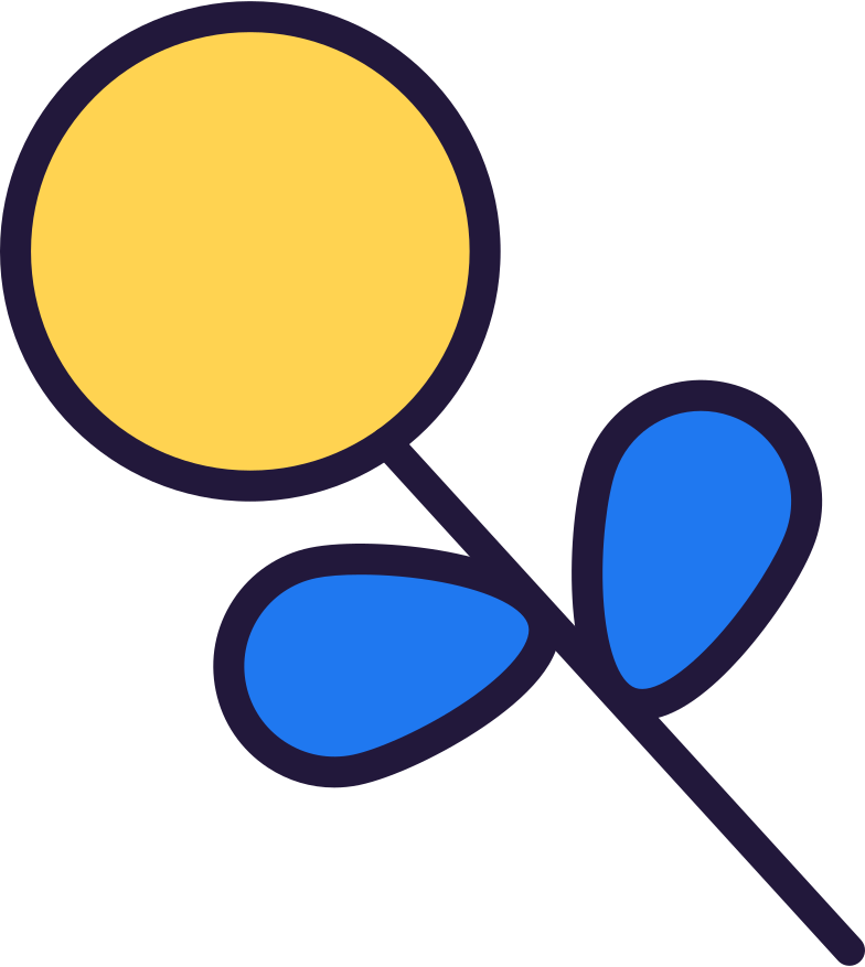come back later  flower Clipart-Grafik als PNG, SVG