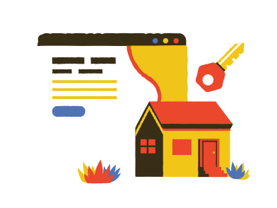 style Online Property For Sale images in PNG and SVG | Icons8 Illustrations