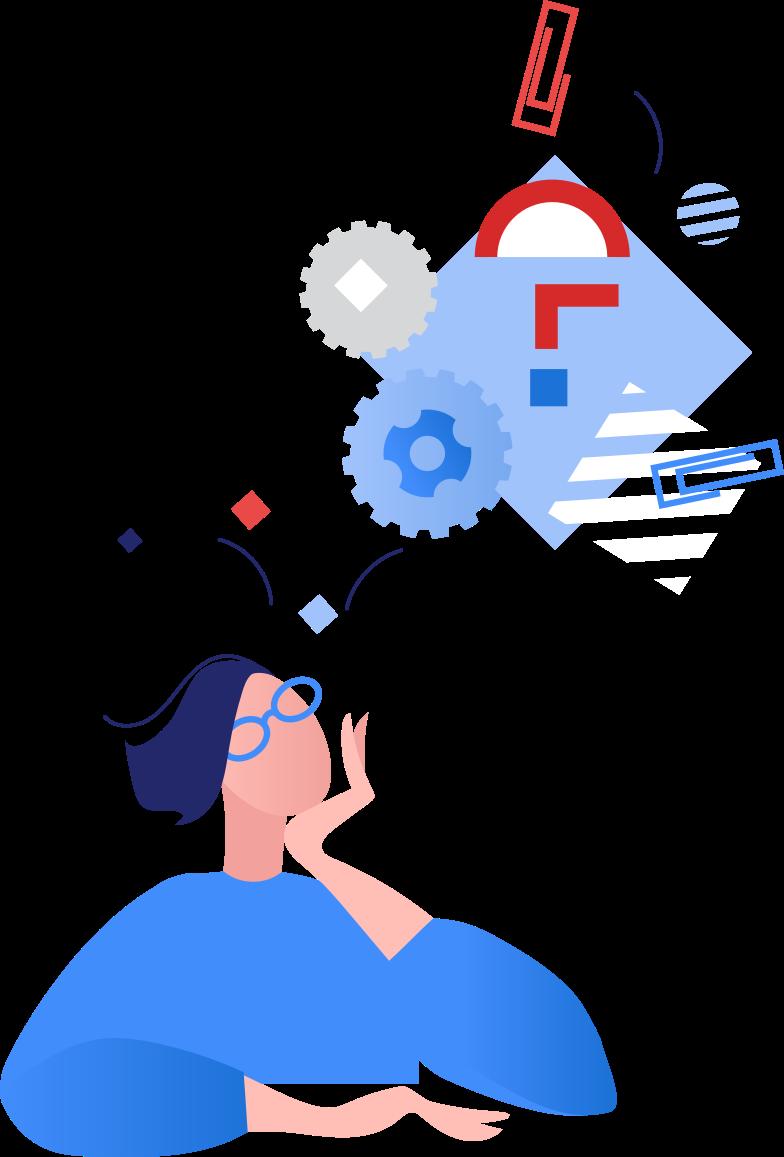 스타일 생각 PNG 및 SVG 형식의 벡터 이미지 | Icons8 일러스트레이션