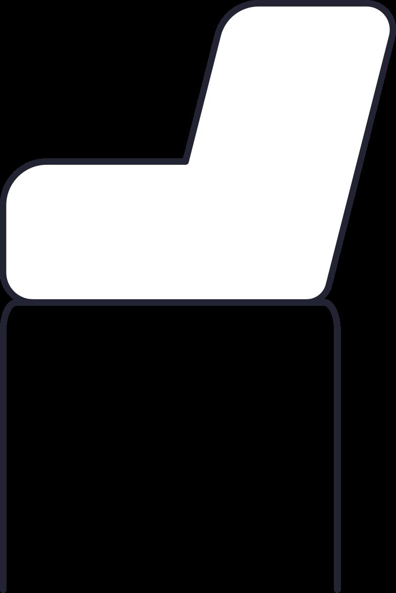 chair cinema Clipart-Grafik als PNG, SVG