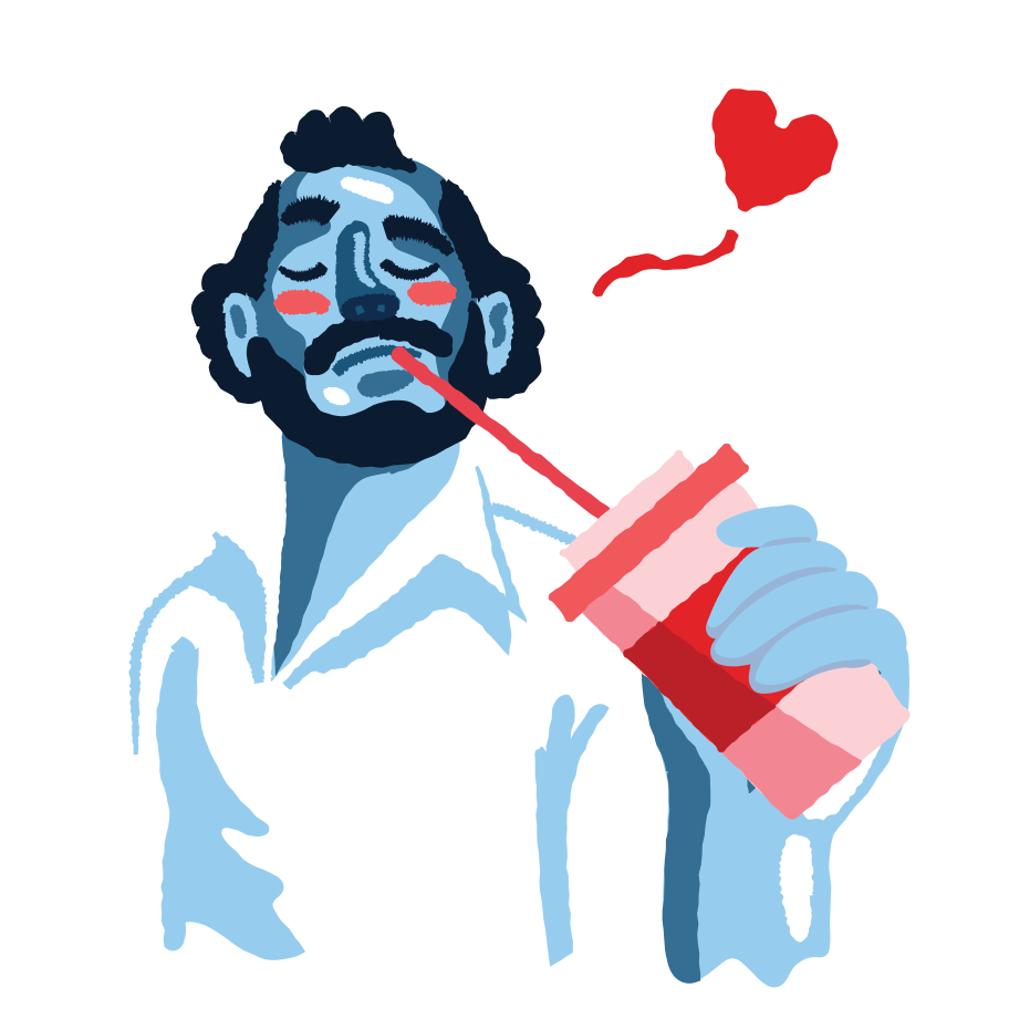Delicious drink Clipart illustration in PNG, SVG