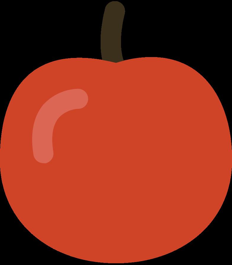 picnic apple Clipart illustration in PNG, SVG