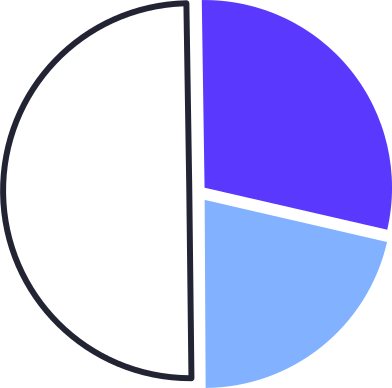 style pie chart images in PNG and SVG   Icons8 Illustrations