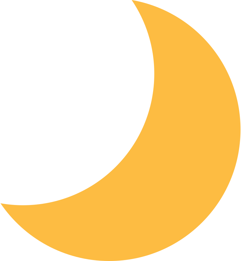moon Clipart illustration in PNG, SVG