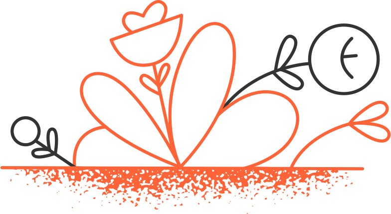 style plants composition Vector images in PNG and SVG | Icons8 Illustrations