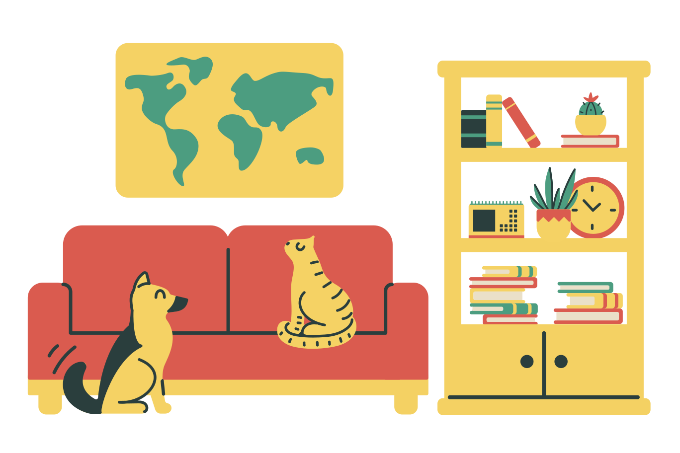 style Living room Vector images in PNG and SVG   Icons8 Illustrations