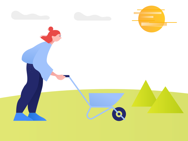 Agriculture Clipart illustration in PNG, SVG