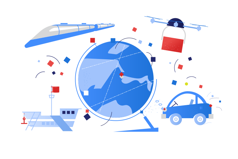 style International delivery Vector images in PNG and SVG | Icons8 Illustrations