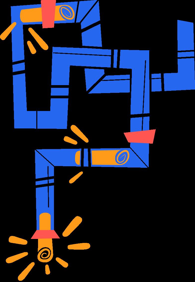 Illustration clipart tubes aux formats PNG, SVG