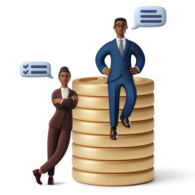 style Business advisers images in PNG and SVG | Icons8 Illustrations