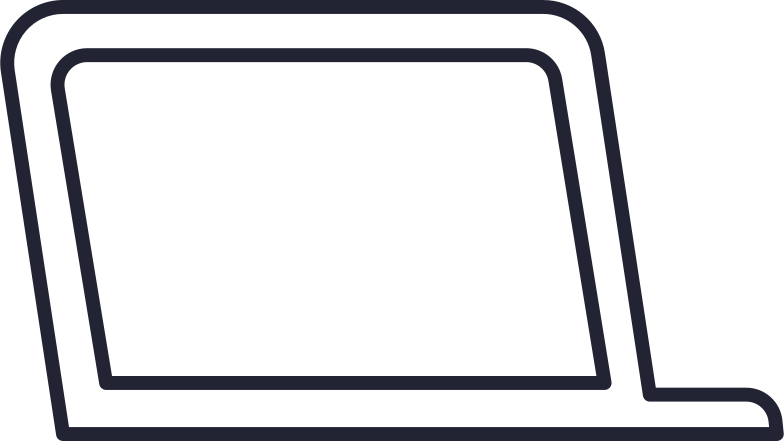 freelance  laptop Clipart illustration in PNG, SVG