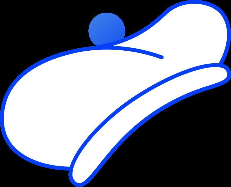 beret Clipart-Grafik als PNG, SVG