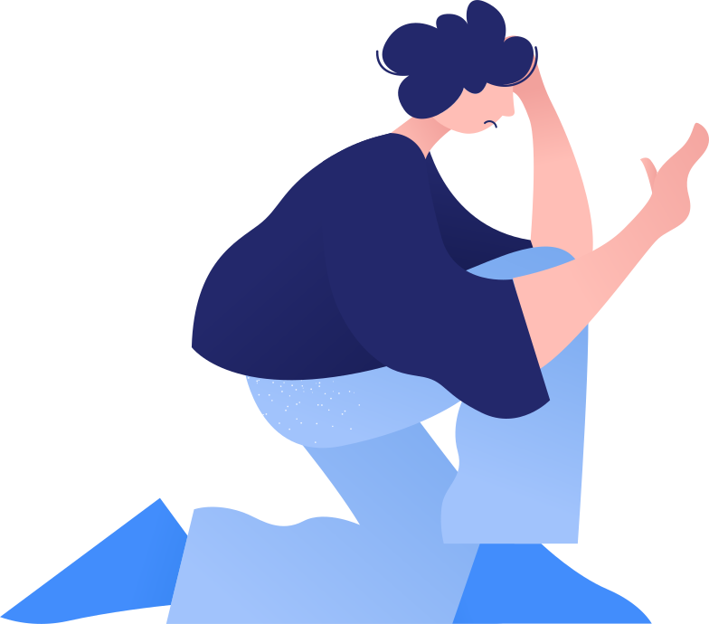 Illustration clipart man aux formats PNG, SVG