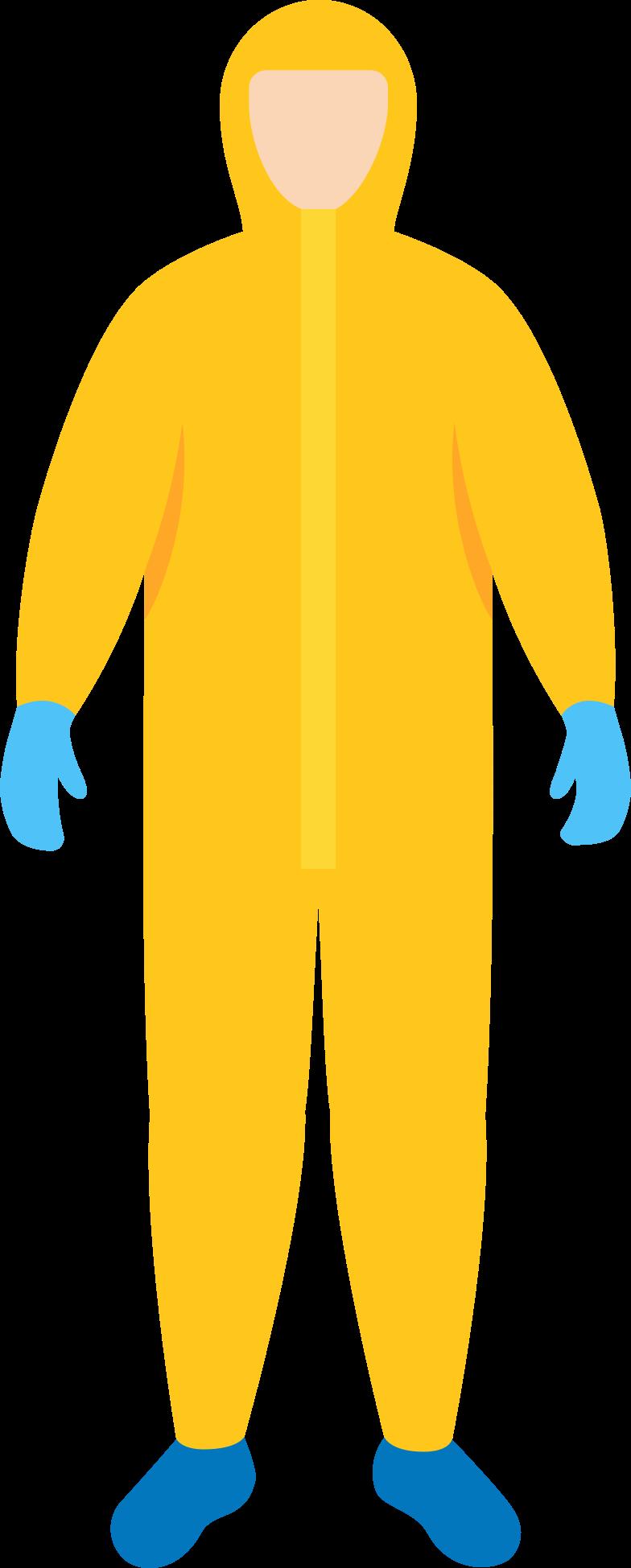 Imágenes vectoriales hombre en traje protector en PNG y SVG estilo  | Ilustraciones Icons8