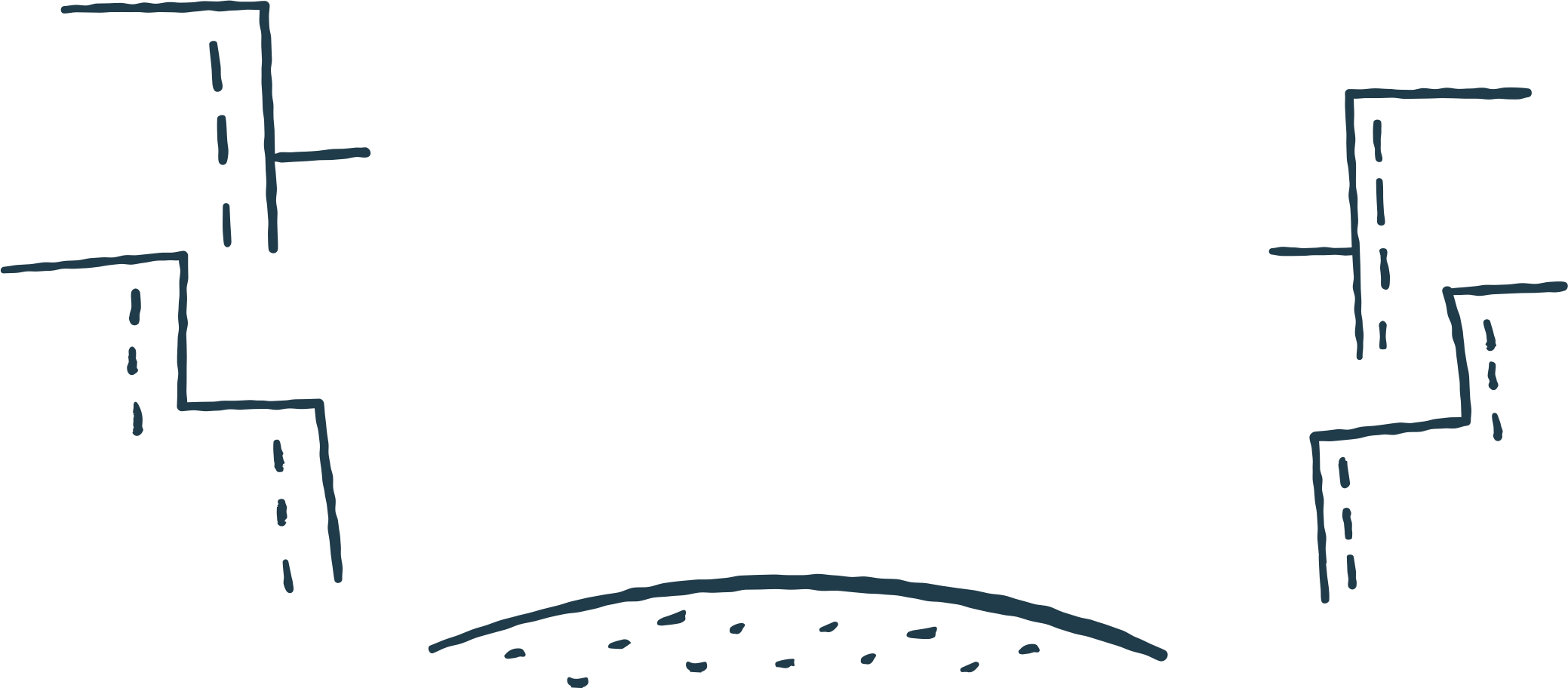 Ilustración de clipart de Ciudad en PNG, SVG