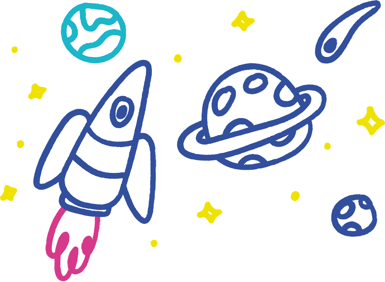 space Clipart illustration in PNG, SVG