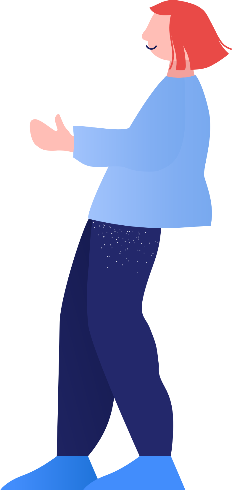 kid holding Clipart illustration in PNG, SVG