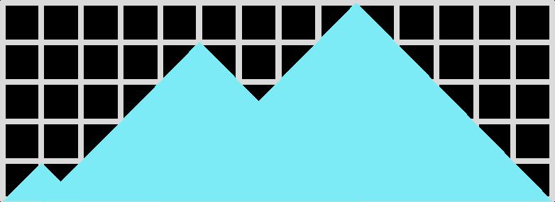 e blue gls line chart on net Clipart illustration in PNG, SVG