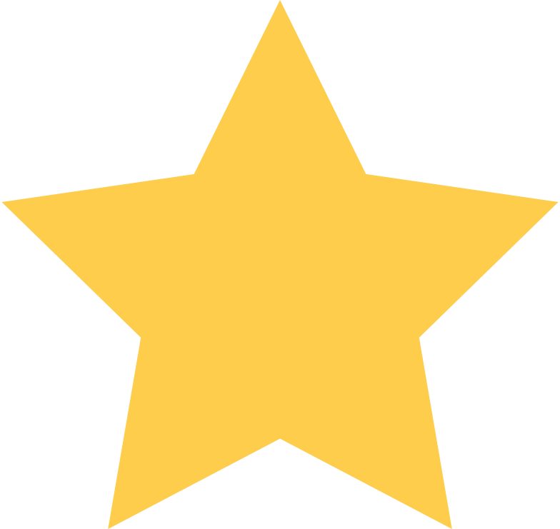 star-yellow Clipart illustration in PNG, SVG
