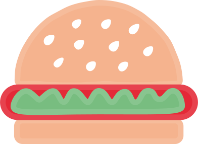 style ハンバーガー images in PNG and SVG | Icons8 Illustrations
