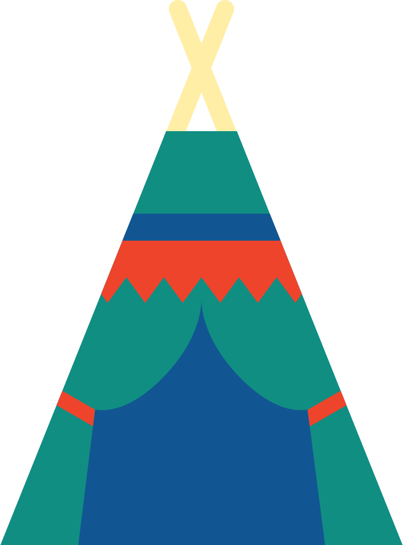 style kids tent wigwam Vector images in PNG and SVG | Icons8 Illustrations