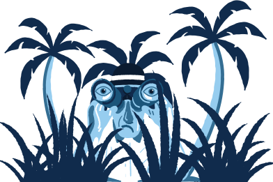 style Spying from the bushes images in PNG and SVG | Icons8 Illustrations