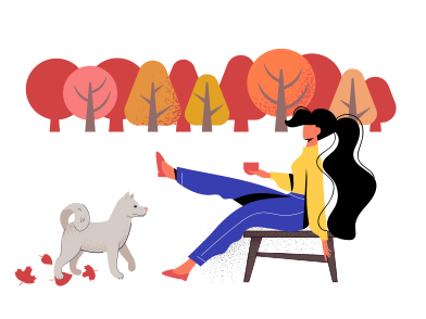 style A walk in the park images in PNG and SVG | Icons8 Illustrations