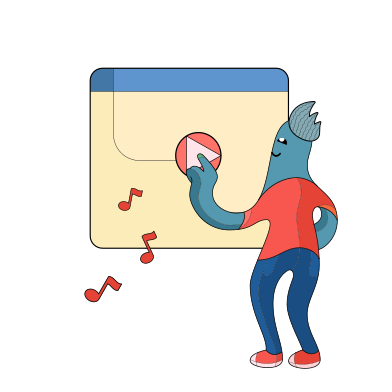 style Play  images in PNG and SVG | Icons8 Illustrations
