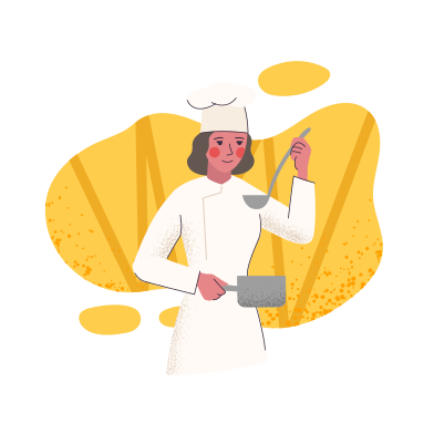 style A cook images in PNG and SVG | Icons8 Illustrations