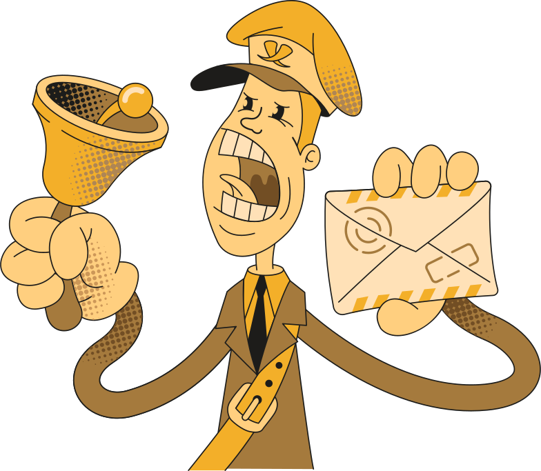 style postman Vector images in PNG and SVG | Icons8 Illustrations