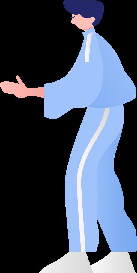 Immagine Vettoriale ragazzo in PNG e SVG in stile  | Illustrazioni Icons8