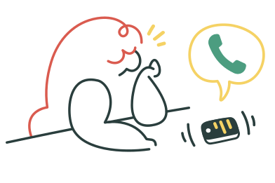 style Incoming call images in PNG and SVG | Icons8 Illustrations
