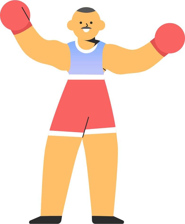 style boxer Vector images in PNG and SVG | Icons8 Illustrations