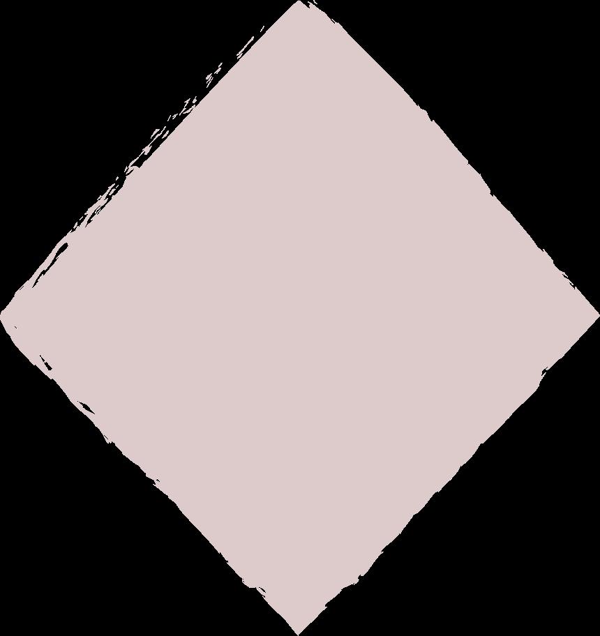 rhombus-dark-pink Clipart illustration in PNG, SVG