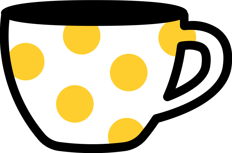 cup of coffee Clipart illustration in PNG, SVG