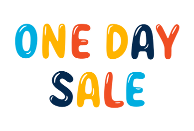 style one day sale images in PNG and SVG | Icons8 Illustrations