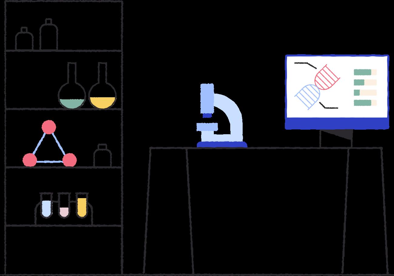 bg laboratory Clipart illustration in PNG, SVG