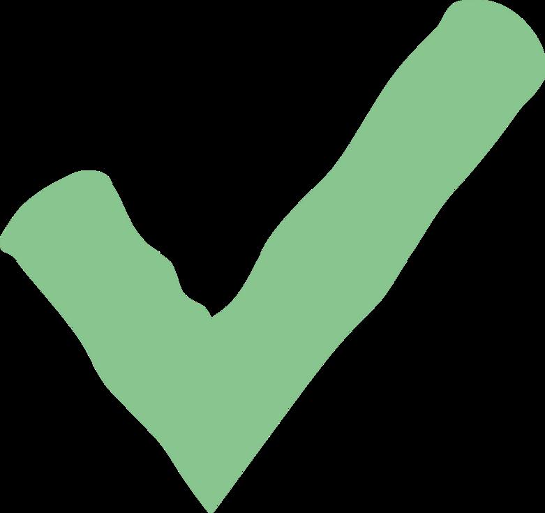 tick Clipart illustration in PNG, SVG