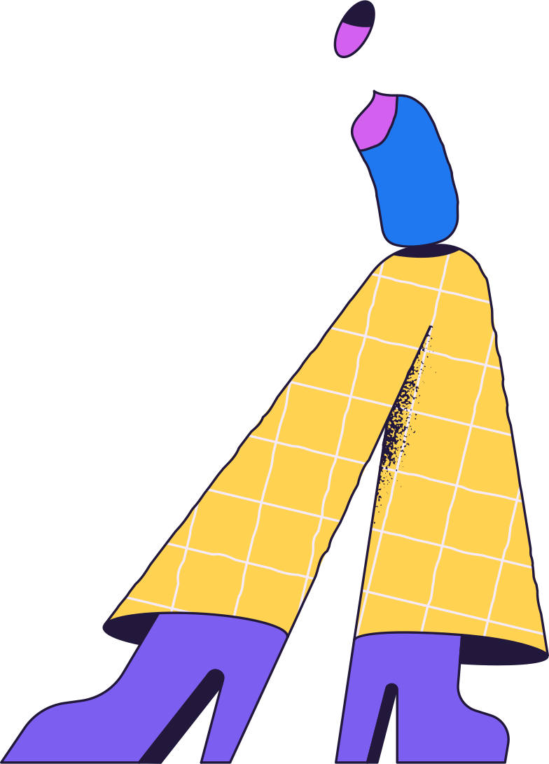 standing person Clipart illustration in PNG, SVG